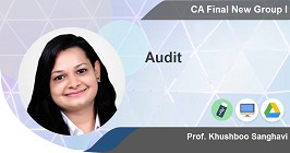 Advanced Auditing and Professional Ethics