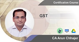 Live GST Certification Course Recording