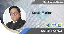 Stock market Certification Course