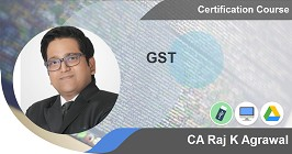 Advance GST Certification Course
