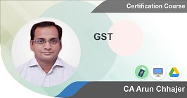 Advanced GST Course with Judgement Analysis
