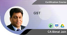 Online Advanced GST Training & Certification Course