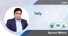 Accounting and Tally Prime Live Course - 2nd Batch