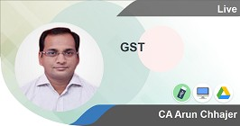 GST Practitioner Certificate Course Evening 17th Batch