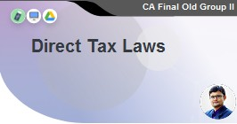 Direct Tax Laws