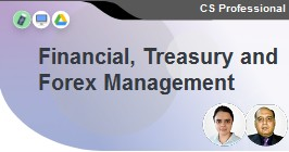 Financial,Treasury and Forex Management