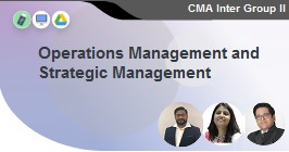 Operations Management and Strategic Management