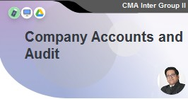 Company Accounts and Audit