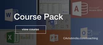 Course Pack