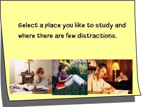 study habits 5 essay Essay on study habits & studies the review of related literature for this study focuses on the factors affecting the study habits of high school students.