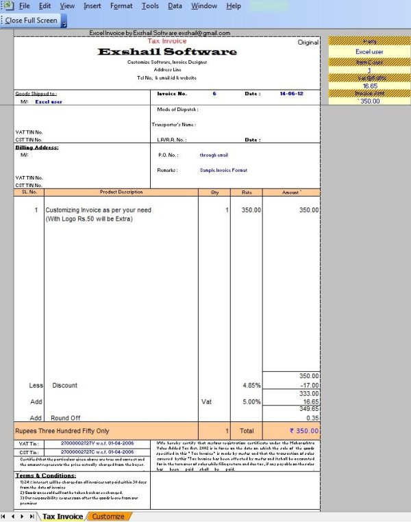 Cash Bills Format Format Of The Bills Receivable Book Top  Types