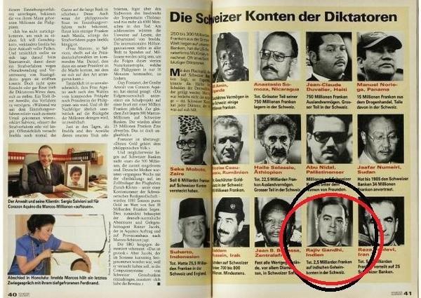 भारत का सबसे बड़ा चोर ....