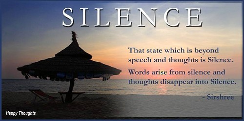 Quotes On Silence Others Forum