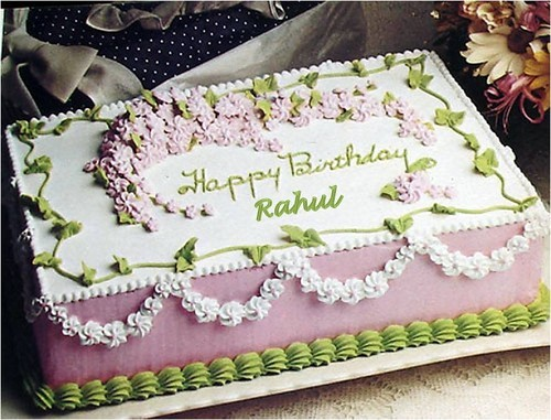 Happy birthday rahul.........!! - Others Forum