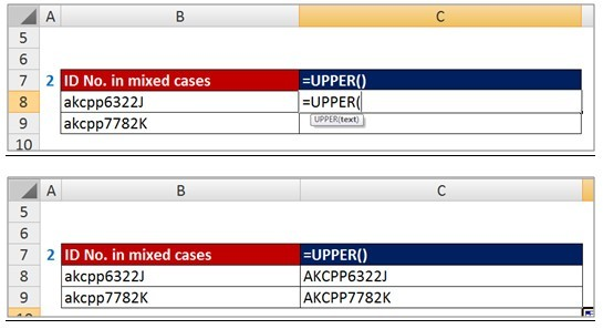 5 Excel Formulas for MIS Reporting