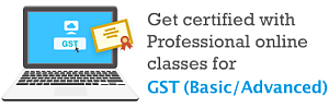 CCI online coaching GST course