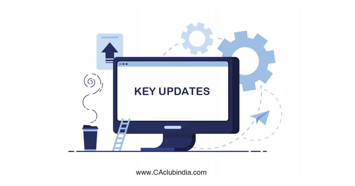 Key Updates in Companies Act, 2013 in 2021 till date