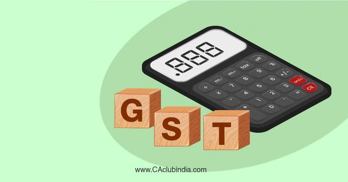 GST update   Year end considerations