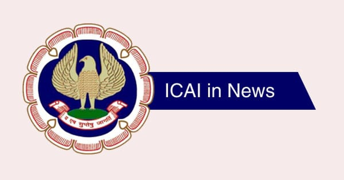 To make India Aatmanirbhar, the accounting fraternity needs to play a crucial role says ICAI President