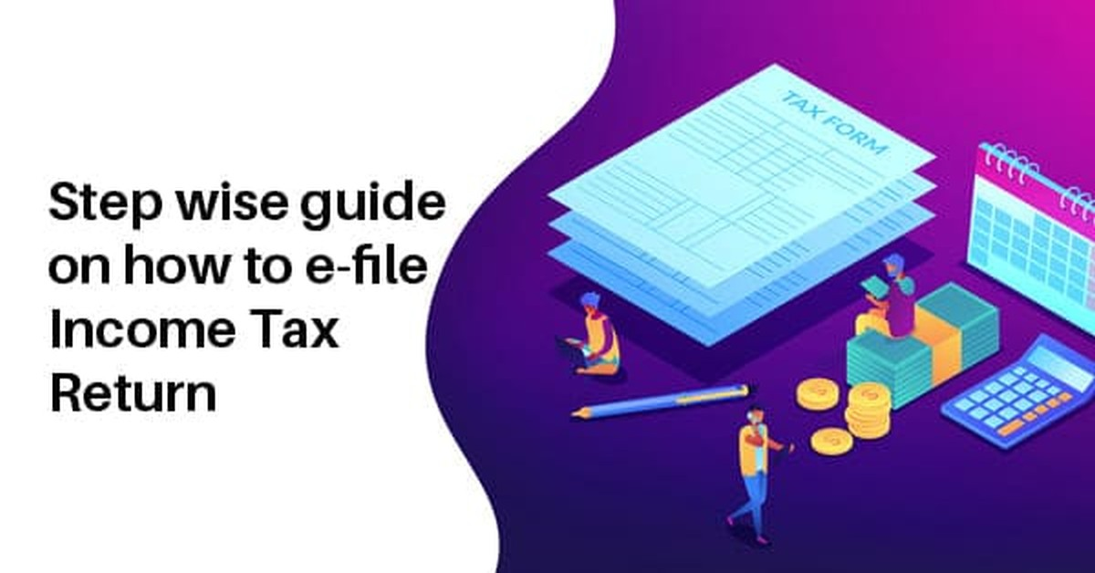 How to file ITR(Income Tax e-Filing)