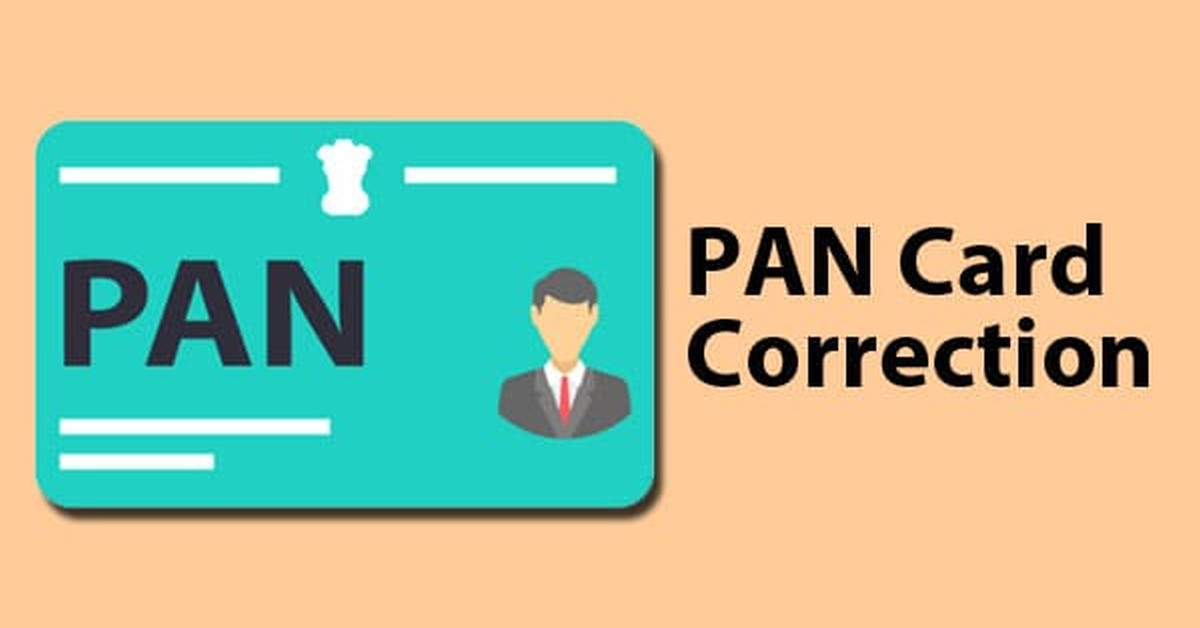 How to make PAN Card Correction?
