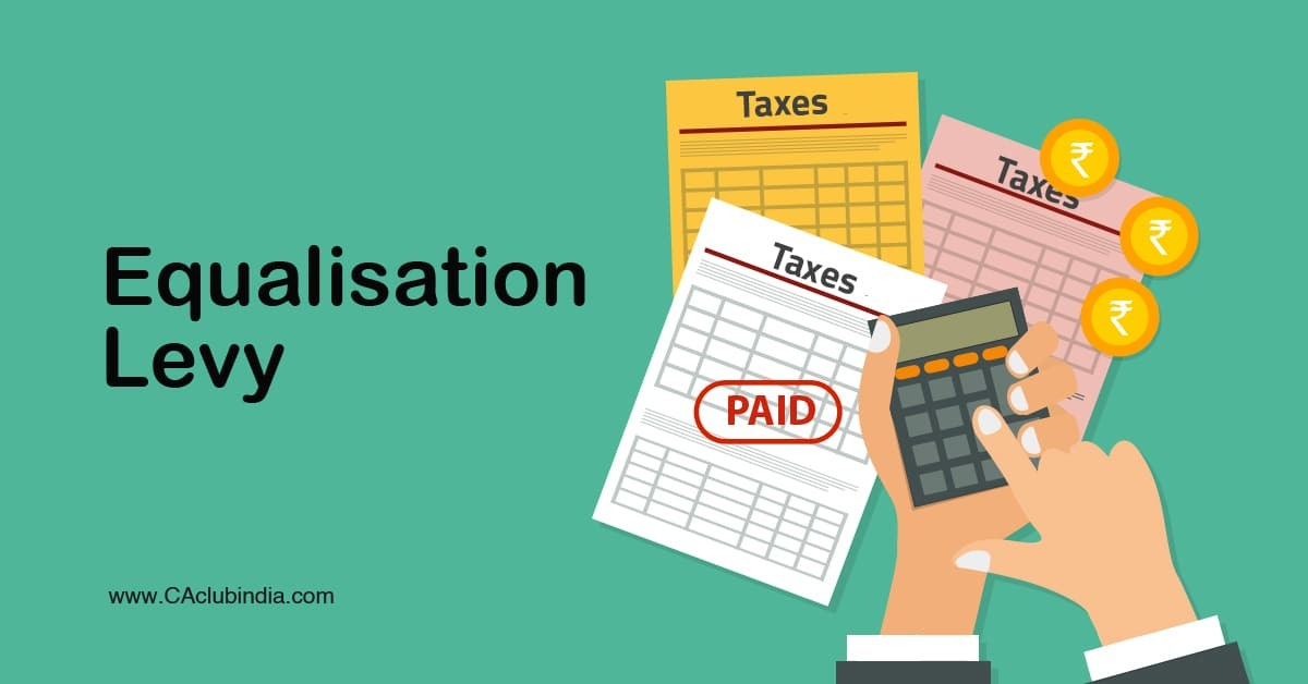 A Brief On Equalisation Levy