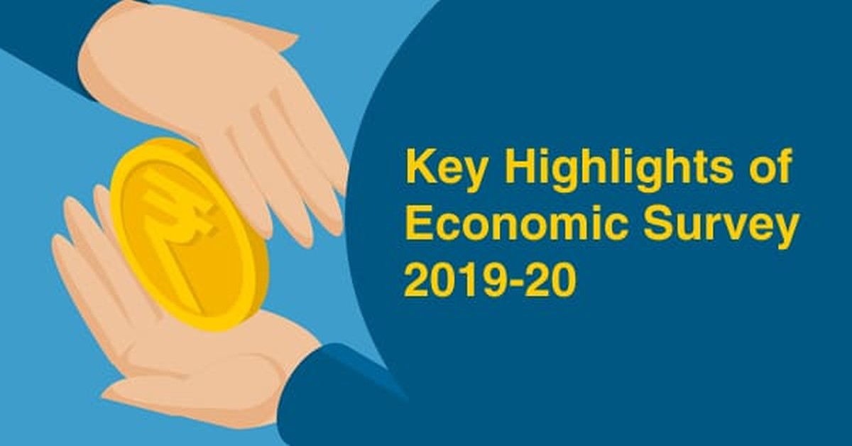 Key Highlights of Economic Survey 2019-20