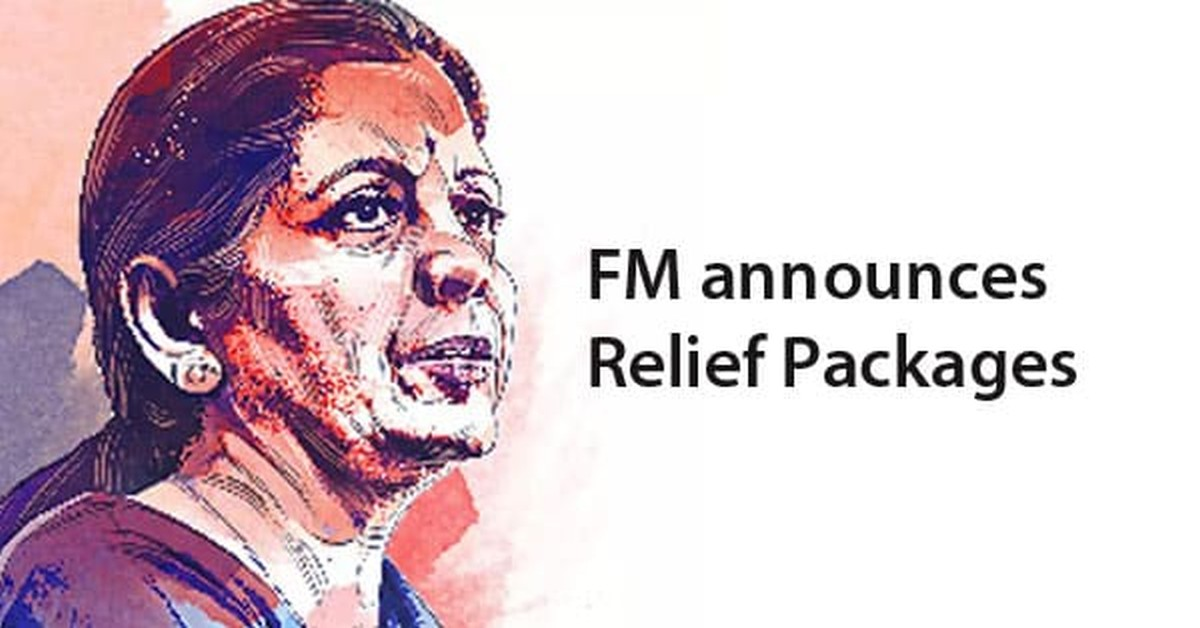 The first tranche of the Rs 20 lakh crore economic package