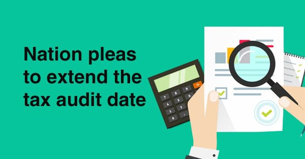 CBDT extends the due date to submit the Tax Audit Report to 31st October, 2019