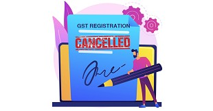 GST Registration to be cancelled for Mismatch in Sales Return