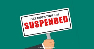 14 Reasons Why your GST registration may be suspended