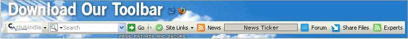 Download Our Toollbar
